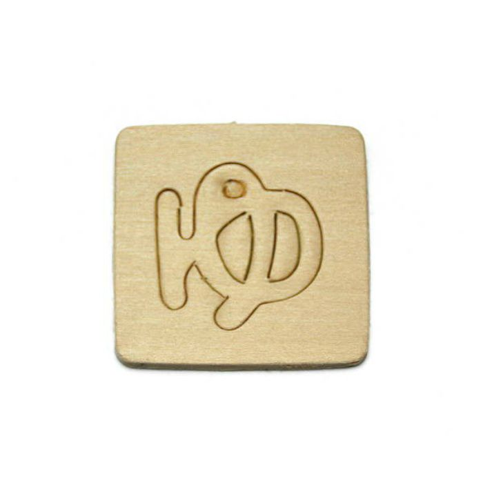 SB45-ユ 木製文字