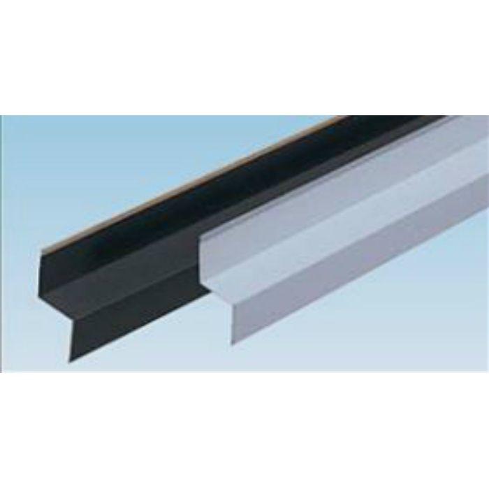KM35L カラー鋼板水切 H80XW35XL3030mm ライトシルバー