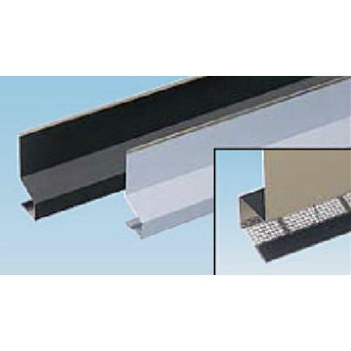 KMA35L カラー鋼板水切防鼠付(網タイプ) H95XW35XL3030mm ライトシルバー