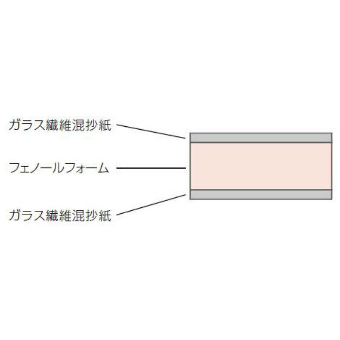 JJ63N フェノバボード 3X6板 63X910X1820mm