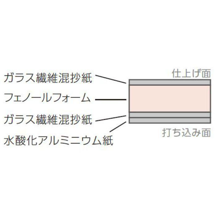 JH21NH フェノバボードウチコミD 3X6板 21X910X1820mm