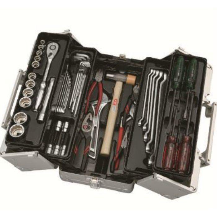 SK4511WM KTC 工具セット インダストリアルモデル (差込角12.7mm) 51点セット