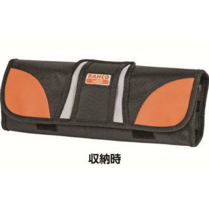 TOOLCASE22A バーコ 工具セット (差込角9.5mm) 22点セット
