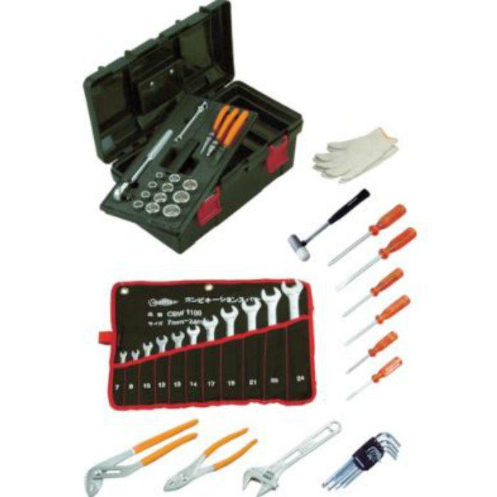 S6500N スーパー プロ用標準工具セット (差込角12.7mm) 48点セット