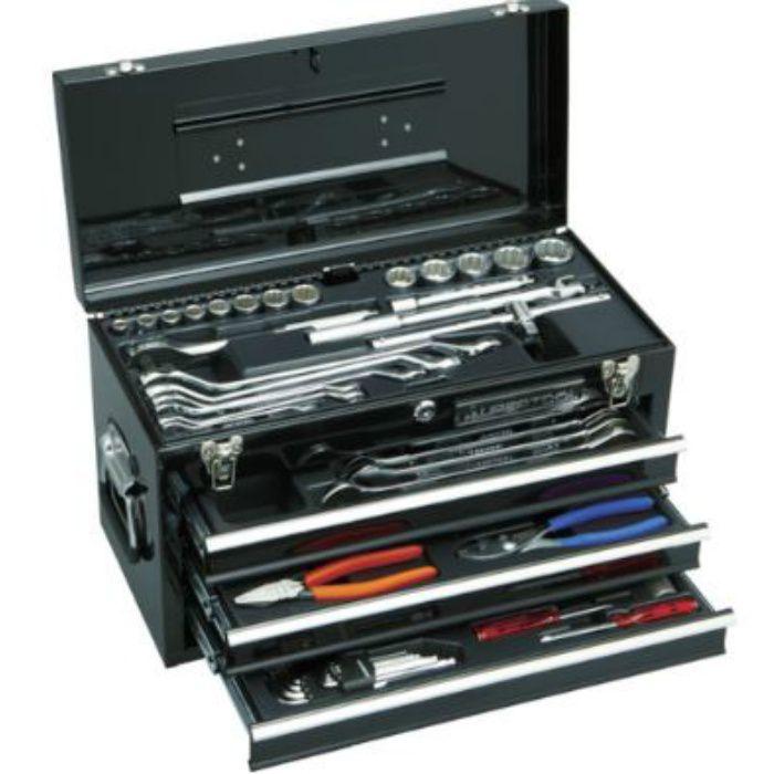 S7000DX スーパー プロ用デラックス工具セット(チェストタイプ) 差込角12.7mm 62点セット