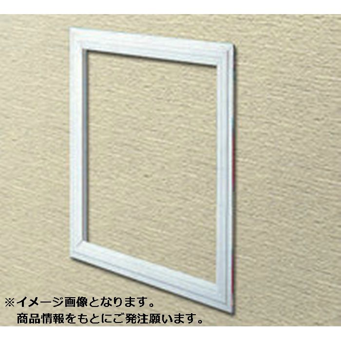 GS150-8 アイボリー ビニール GS天井・壁用点検口枠 8mm用 61193