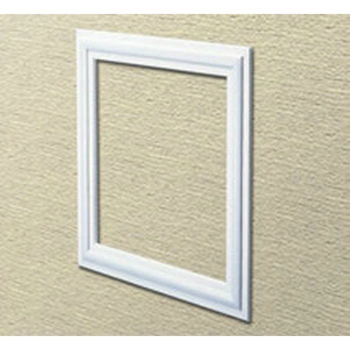 FH600-12 ホワイト ビニール FH天井・壁用点検口枠 12.5mm用 62097042