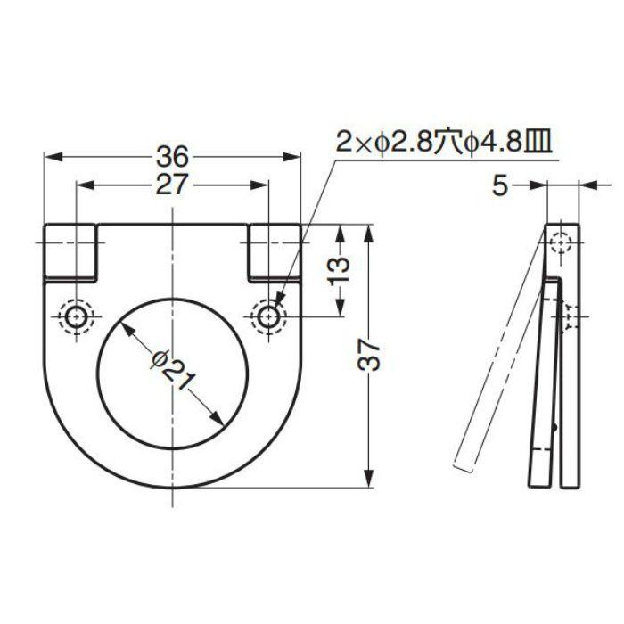 ハンドル3262型 3262500