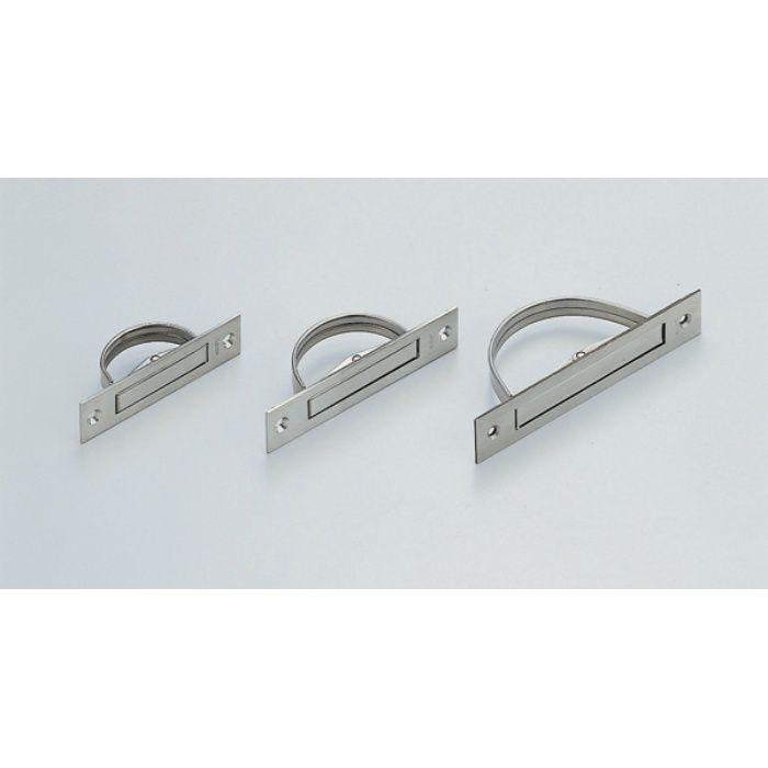 ランプ印ステンレス鋼製回転取手HR型 HR-110S 100-012-615