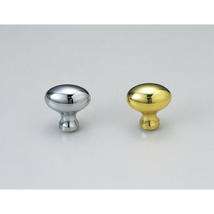 真鍮つまみB671型 B671-30PB 100-012-770