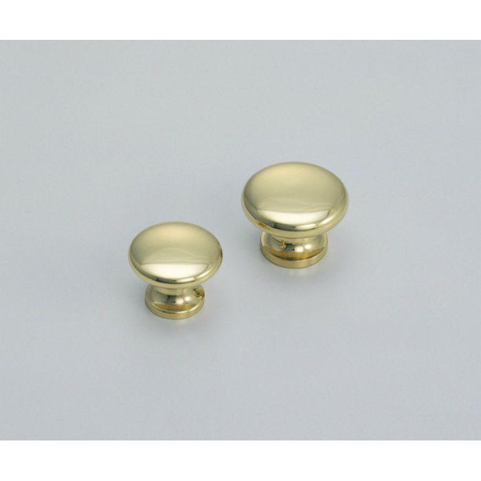 真鍮つまみKHE102型 KHE102-35PB 100-012-741