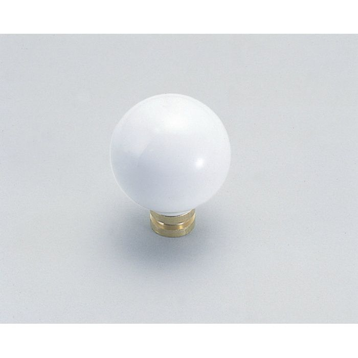 ランプ印ポタリーボールつまみ229F 229F 100-012-097