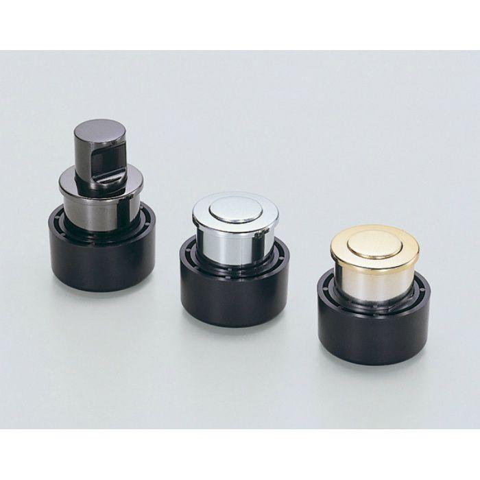 ランプ印プッシュつまみPK04型 PK04CR 100-015-024