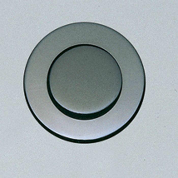 ランプ印プッシュつまみPK04型 PK04BN 100-015-026