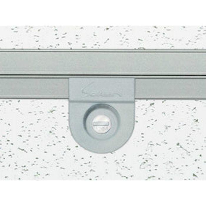62650 ライトブロンズ アルミ Superリーフ306LCカギ付 天井点検口 額縁タイプ 303mm×606mm