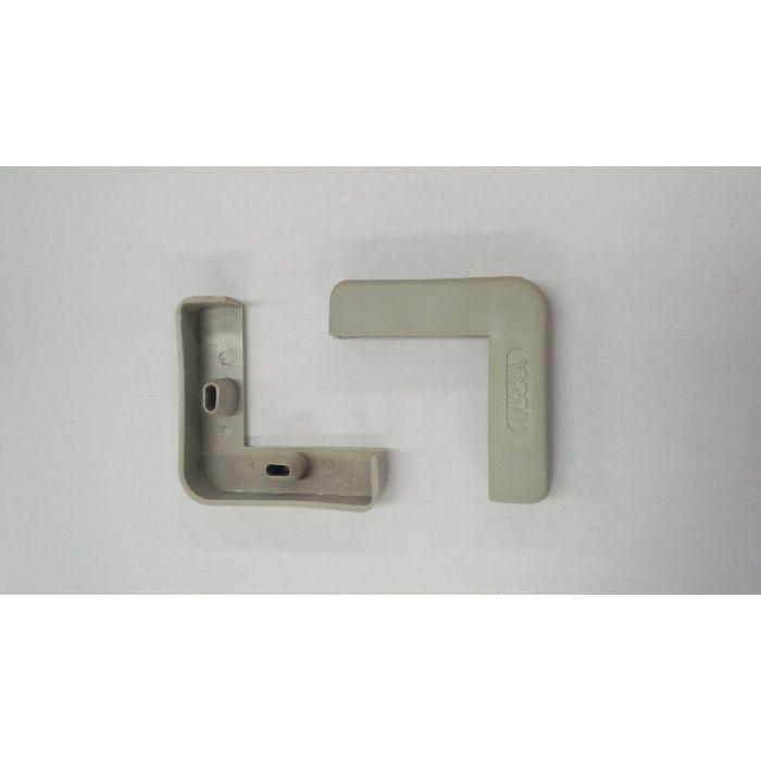 エンドキャップ NPC-6565V用 グレー