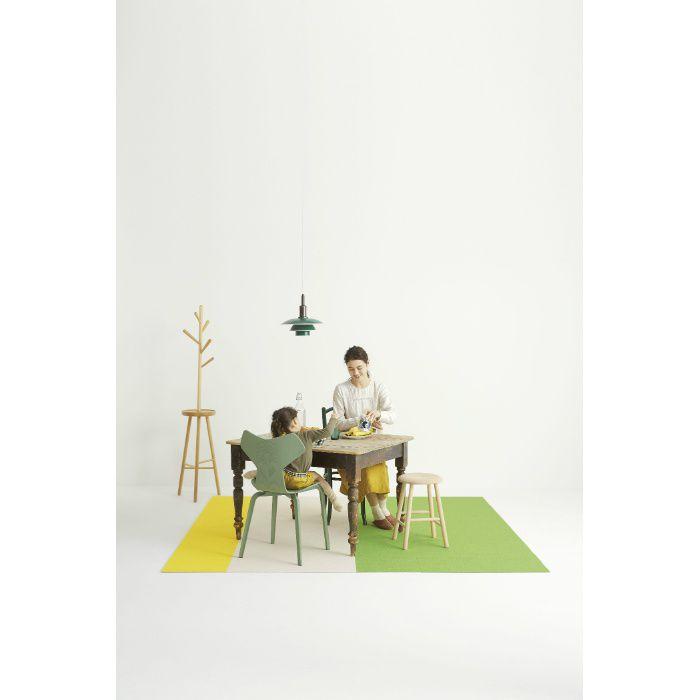 住宅用タイルカーペット スタイルキットループ KIT-3 ひつじ 40cm×40cm 2枚/セット