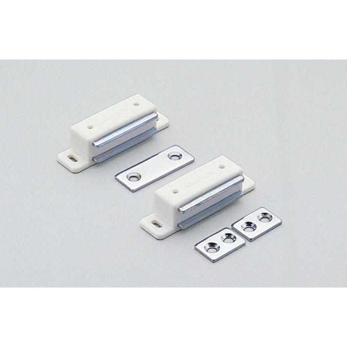 ランプ印強力・家具用マグネットキャッチ(S型・W型) MC-KM-S 140-050-290
