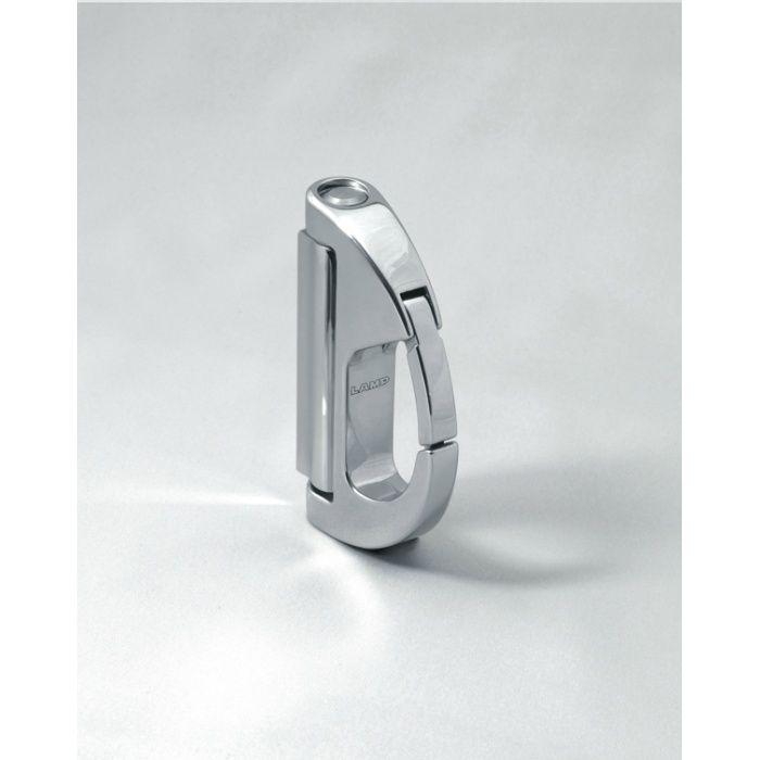 ランプ印ステンレス鋼(SUS316相当品)製ナス環フックEN-R100F EN-R100F 110-018-675