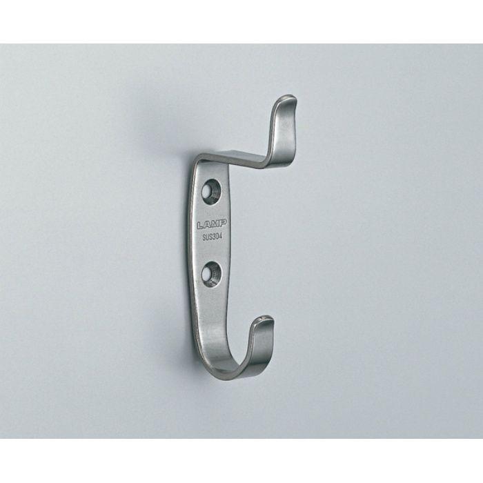 ランプ印ステンレス鋼製フック RI-074 RI-074 110-020-006