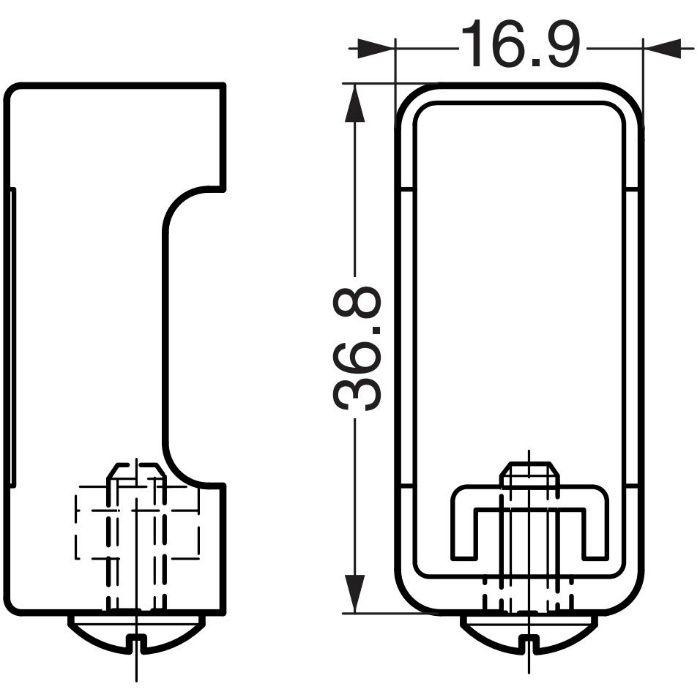 キャップ B1209 B1209 110-020-354