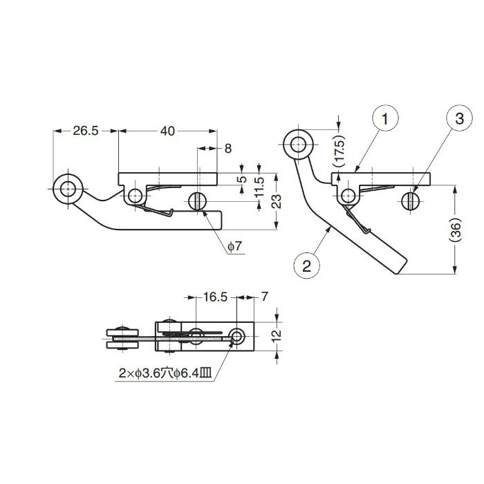 オートマチックAL-01 AL-01 150-059-167