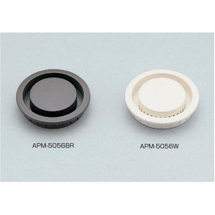 ランプ印 プラスチック空気孔 打込みタイプ APM型 APM-4045W 210-030-021