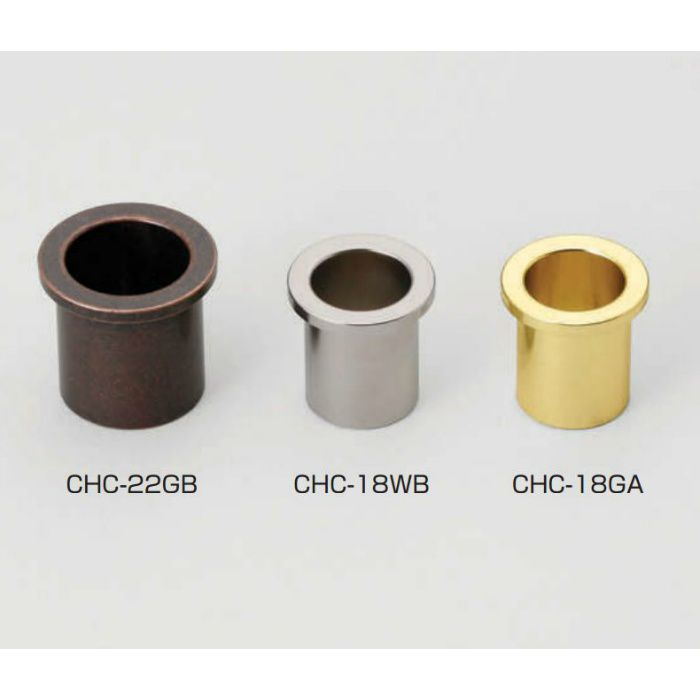 ランプ印 配線孔 CHC型 CHC-18GB 210-017-187