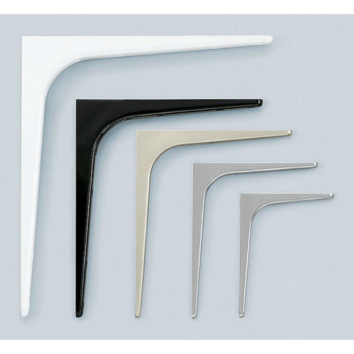ランプ印ステンレス鋼製棚受TT型、鋼製棚受TTK型幅広タイプ TTK-350CG 120-031-613
