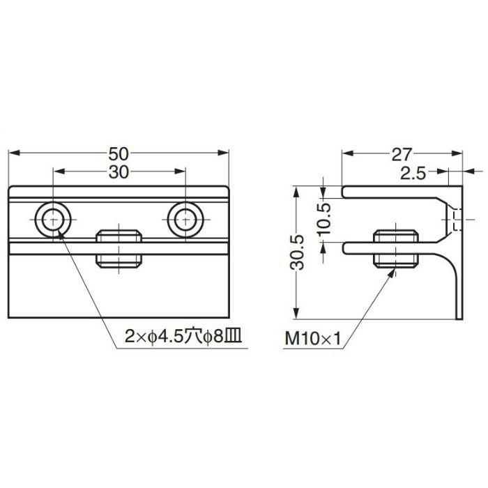 P&Sプレートサポート3073 3073VA2 120-183-151
