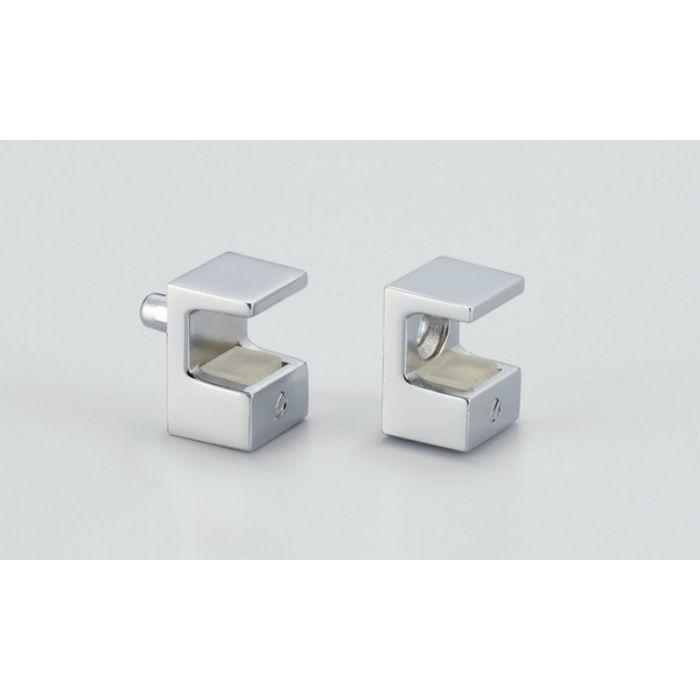 ITALIANAガラス用棚受IT1611型 IT1611-3040 120-022-800