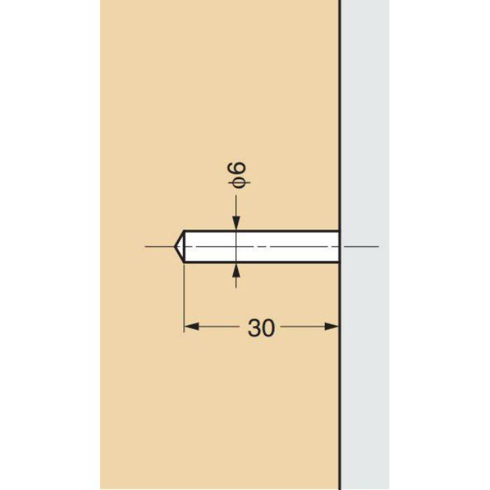 ITALIANAガラス用棚受IT16220-080型 IT16220-080 120-022-963