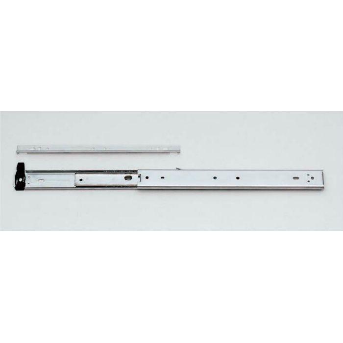 ランプ印 ステンレス鋼製スライドレール ESR3 ESR3-20 1セット 190-115-210
