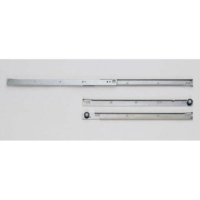 ランプ印 ステンレス鋼製スライドレール RKA5 RKA5-600(SUS430) 1セット 190-110-176