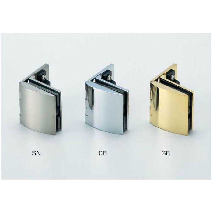 LAMP キャッチ付ガラス丁番 GH-450-GC