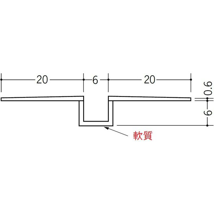SP-6 ホワイト 3m 34089-2