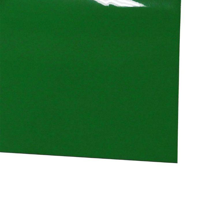 ビニール長マット 平板 グリーン 1.5mm×910mm×20m
