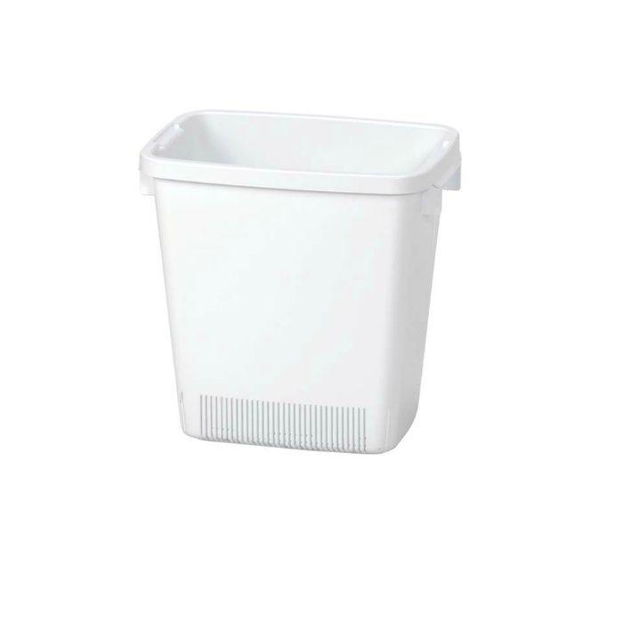 厨房ペール用水切りかご #70 ホワイト 50L