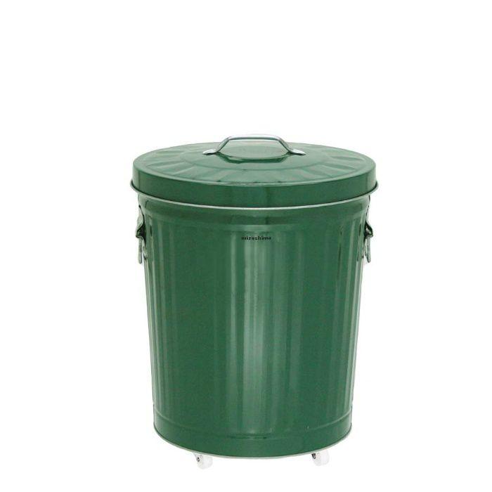 ダストBOX 33C カラー グリーン 33L