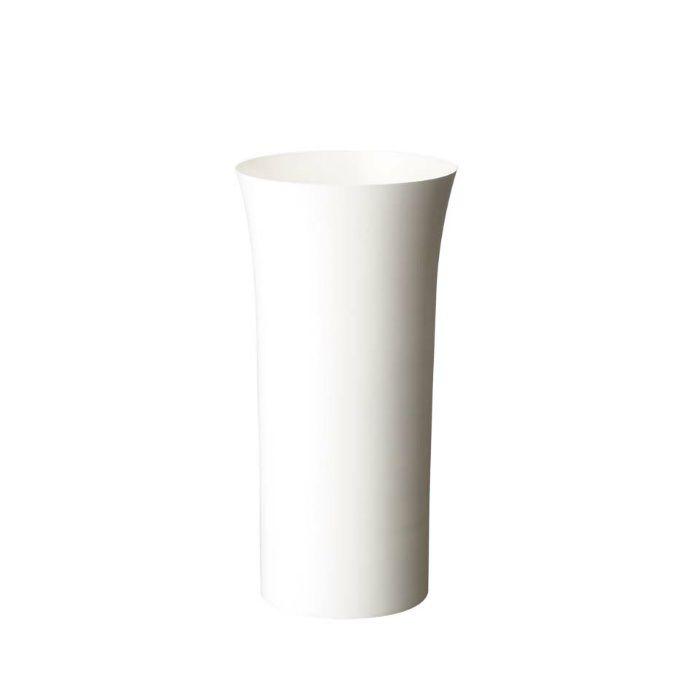 アルミ UMBRELLA STAND ホワイト(メラミン焼付塗装)