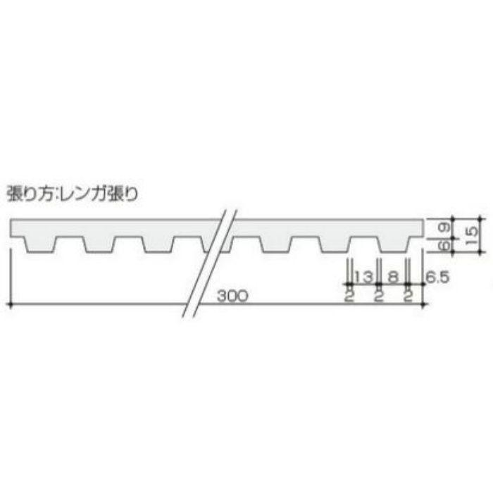 ソーラトン キューブ15 ストライプ12T 15mm