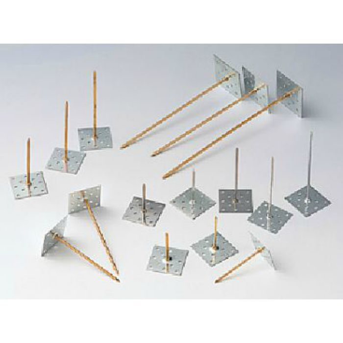 スピンドル鋲 真鍮硬質30 30mm 1000本/小箱