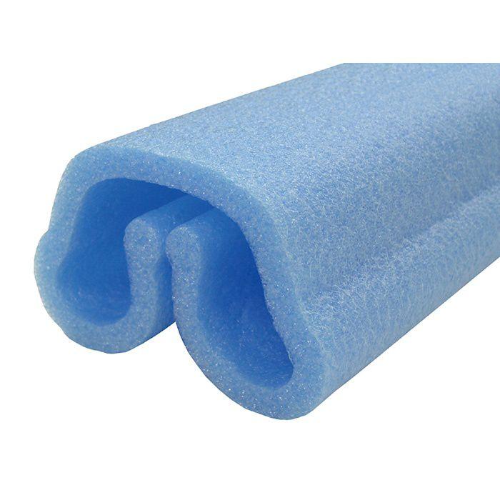 【ロット品】 UFOロング ブルー 有効枠 100~180mm×長さ 2000mm 50本/ケース
