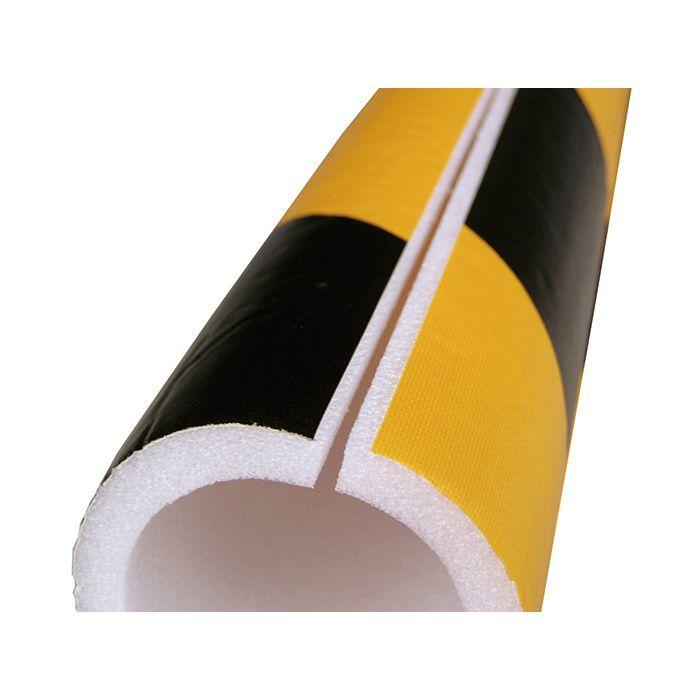 【ロット品】 単管カバー 厚み 8mm×φ48.5mm(内径)×1m 60本/ケース