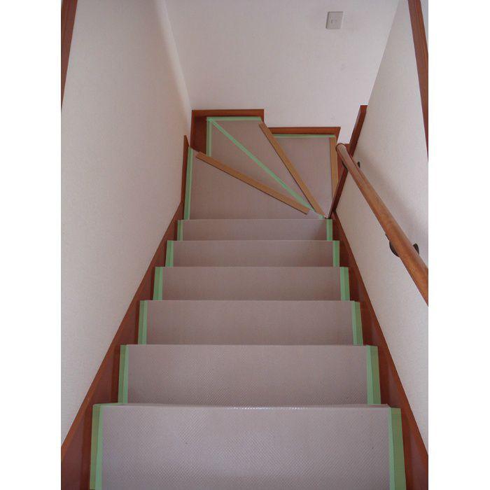 【ロット品】 ろくはら階段 直用 720mm巾×踏み板 200~230mm×ケコミ 130~160mm 3ケース/セット