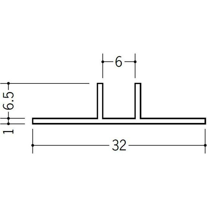PWS-6B ホワイト 2.5m 35156
