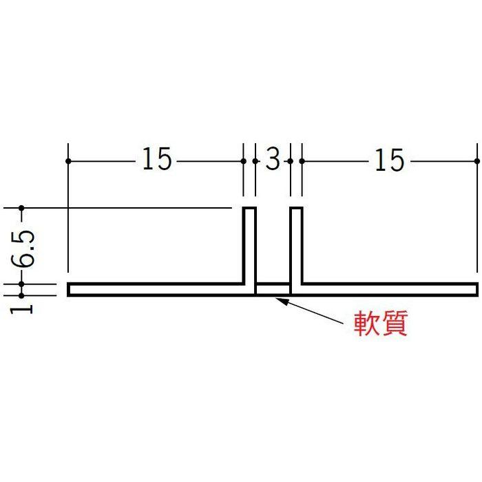 KP-6.5 ホワイト 2.5m 34201-1