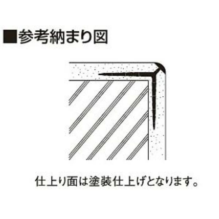 NT3RW1 ニューツーウェーコーナー 定木 3R シロ 200本/ケース