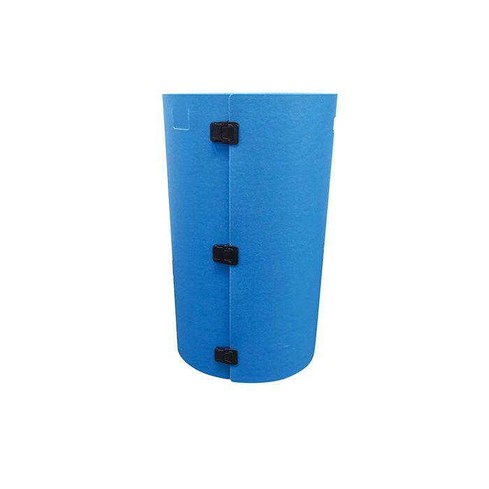 【小ロット品】 ラクチンポイ 1.5mm×650mm×1000mm(直径約320mm) 10枚/セット