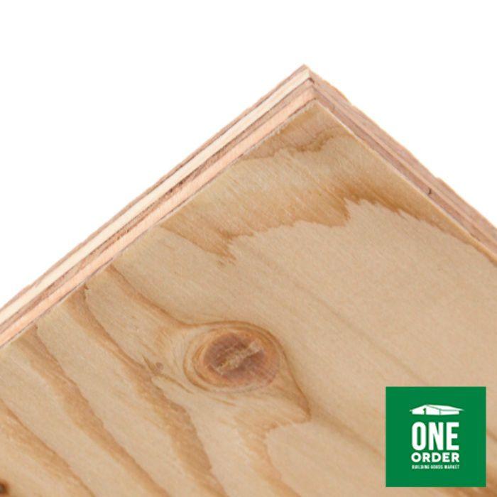 針葉樹構造用合板 12mm×910mm×1820mm 特類2級